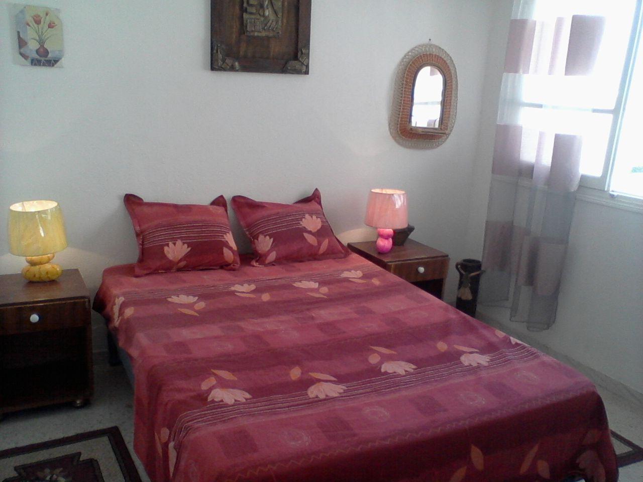 tr s jolie appartement sousse pour vacances la plage location vacances appartement. Black Bedroom Furniture Sets. Home Design Ideas