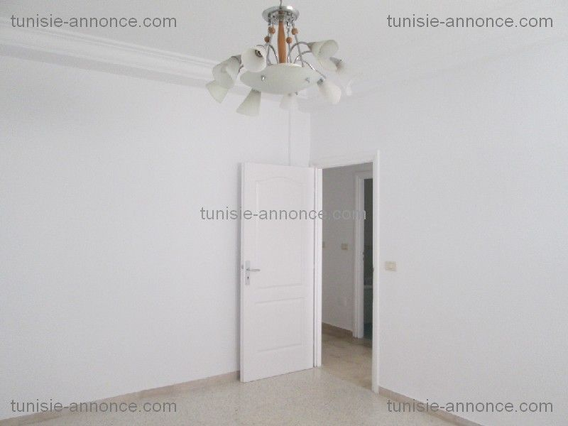 Non Meubl Diar Soukra El Wahat Location Appartement