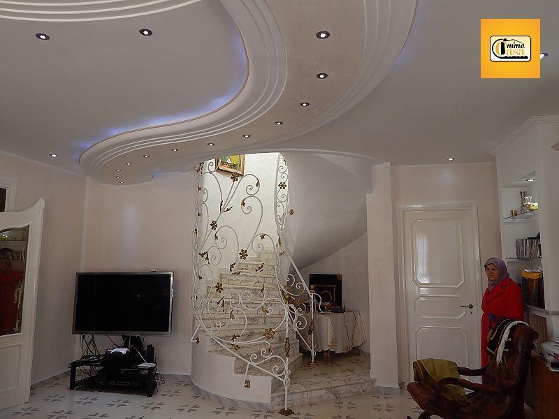Av charmante villa el mansourah k libia vente villa for Salon kelibia 2017