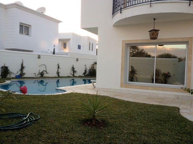 Villa walid - yasmine hammamet - v104 - vente villa à hammamet -