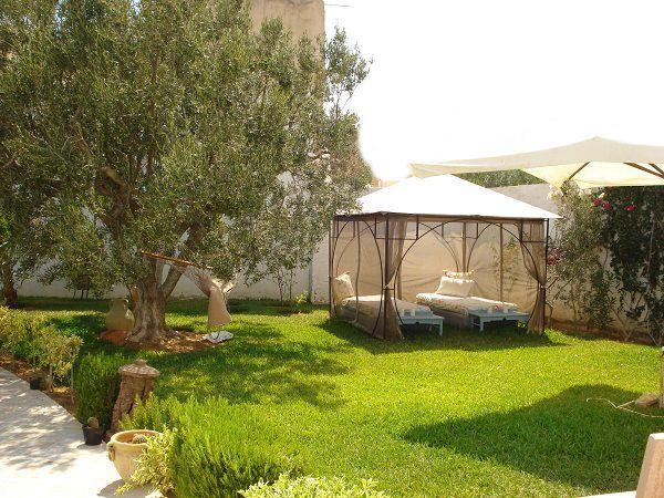 magnifique villa de plein pieds de haut standing av vente villa hammamet. Black Bedroom Furniture Sets. Home Design Ideas