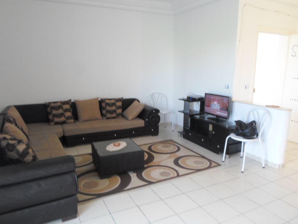 al une maison neuve bien meubl hammamet nord vente maison hammamet. Black Bedroom Furniture Sets. Home Design Ideas