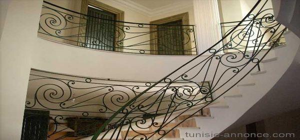Superbe Villa Style Am Ricain Vente Maison Hergla Immobilier