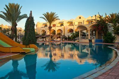 Opportunit Vendre Un H Tel De 3 Toiles Djerba