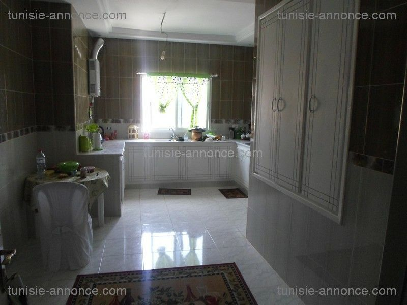Villa meubl situ mrezga hammamet location maison for Location maison meuble