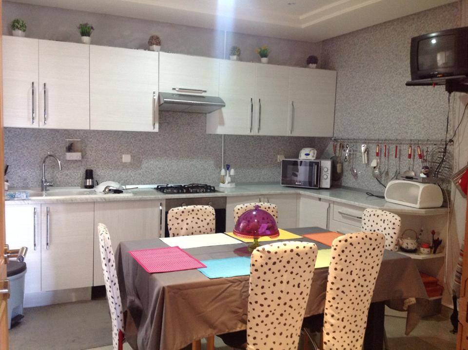 Appartement meubl soukra location appartement la soukra for Meuble 5 etoile soukra