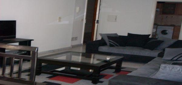 Appartement bien meubl sur la route touristique for Inter meuble hammam sousse