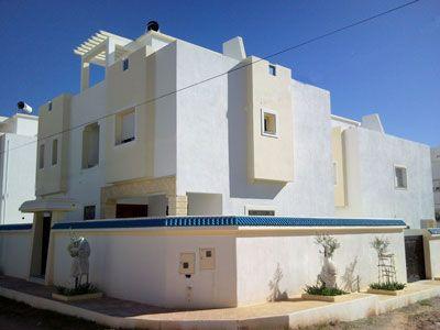 Superbe villa vendre hammamet vente maison hammamet for Salon de maison en tunisie