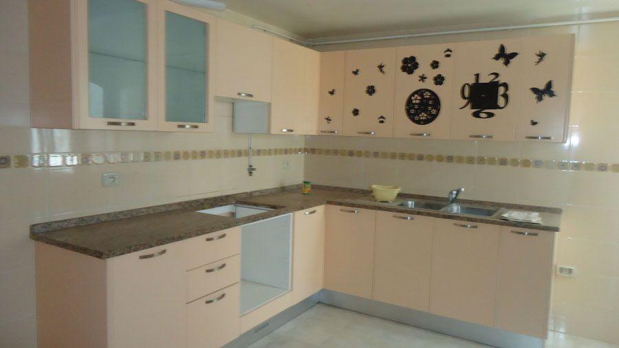 Appartement sans meuble de 3 chambres location for Inter meuble hammam sousse