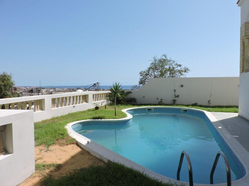 Villa avec piscine toni hammamet nord location villa - Location villa hammamet avec piscine ...