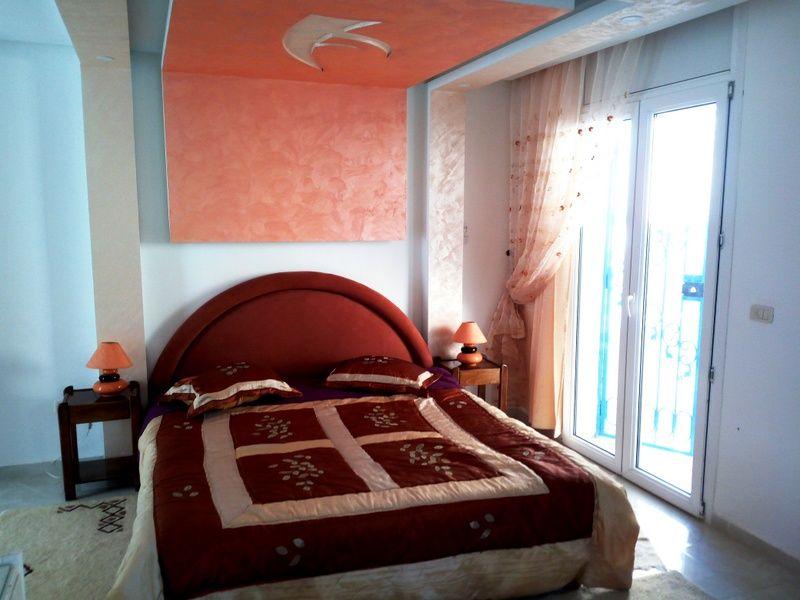 Chambre à coucher La Pêche