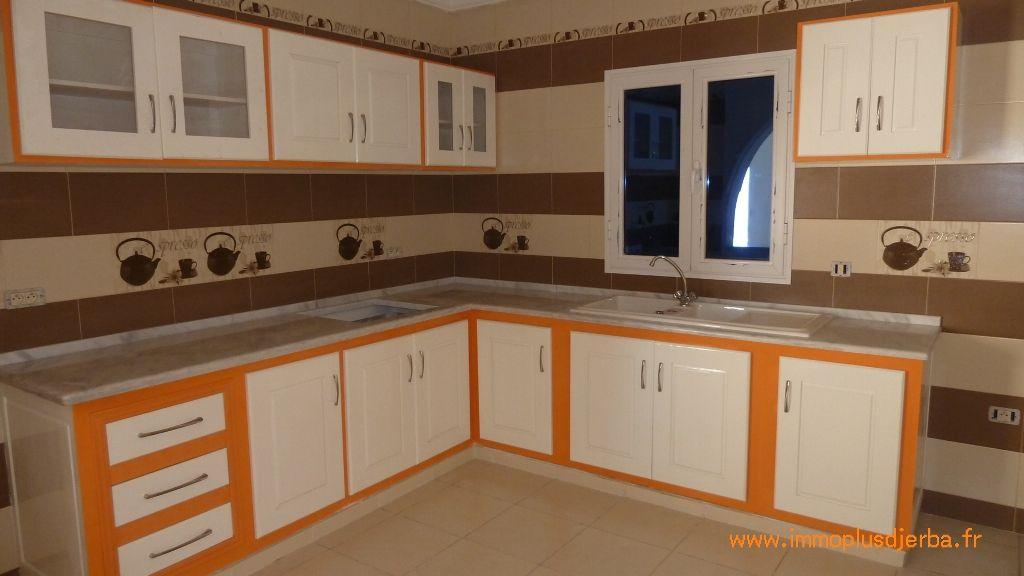 A vendre djerba belle maison neuve avec piscine vente - Les cuisines en aluminium ...