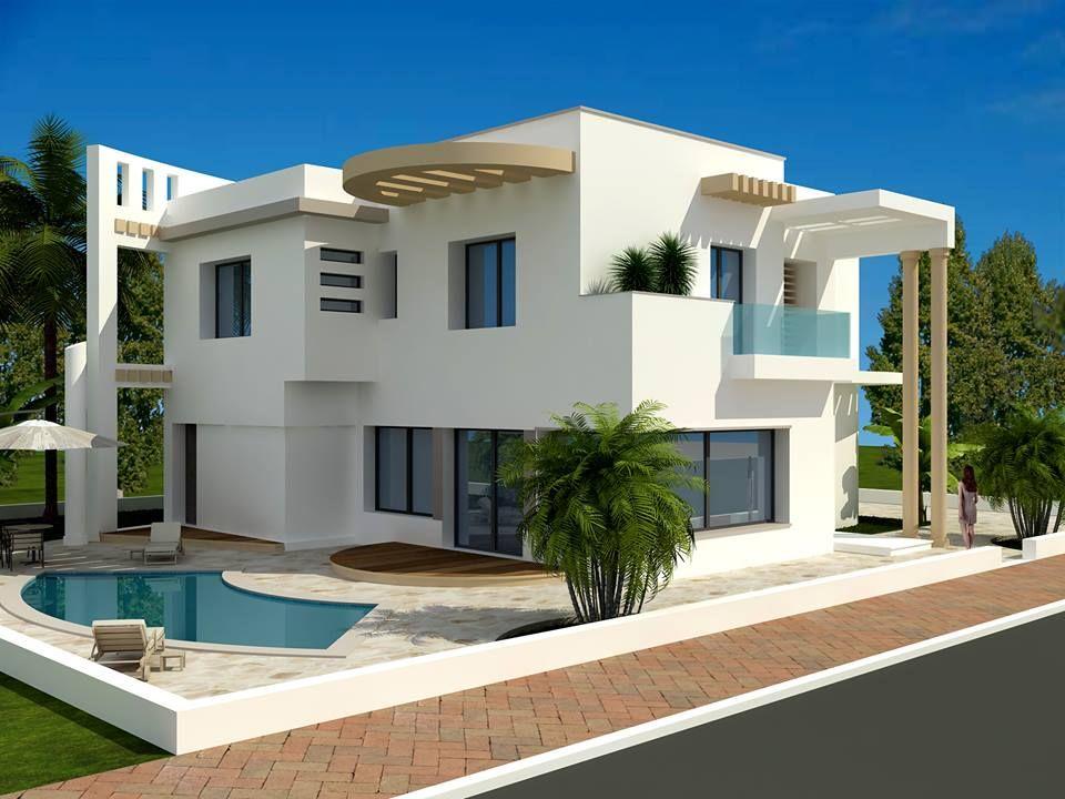 Facade Villa Moderne Au Maroc ~ Des Idées Novatrices sur la ...
