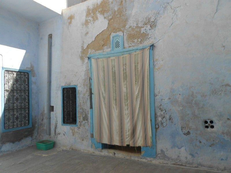 Maison arabe retaper dans la medina de hammamet vente - A la maison en arabe ...