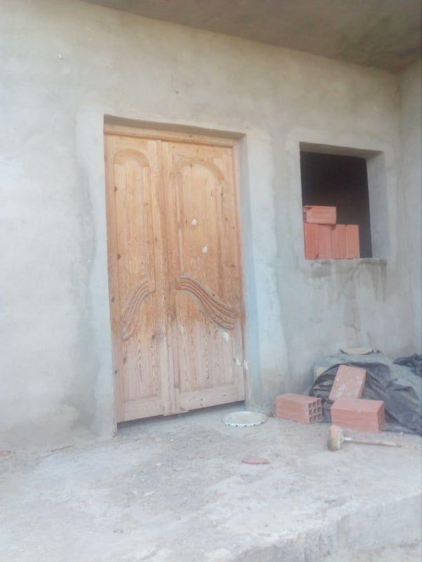 Maison a hammamet sud a besbsiya de deux niveaux