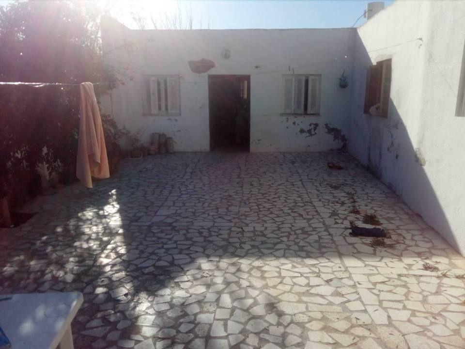 Deux maisons hammamet avec terrain de 3000m² cloturé