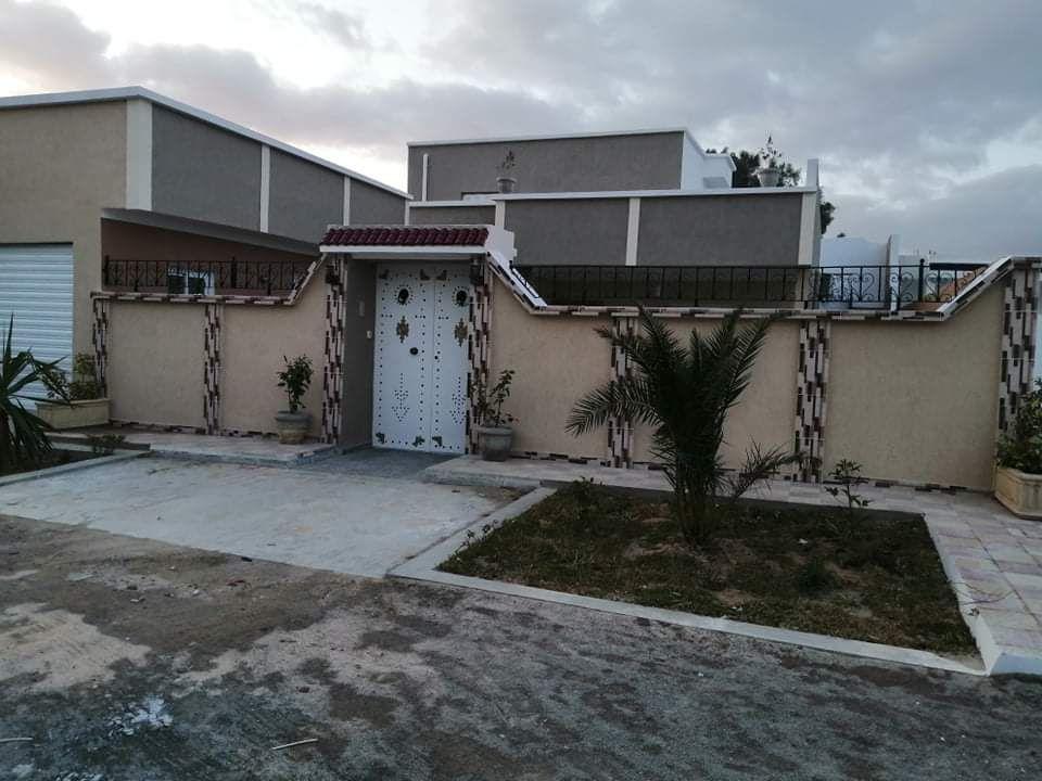 Maison 300m coté sud hamammet