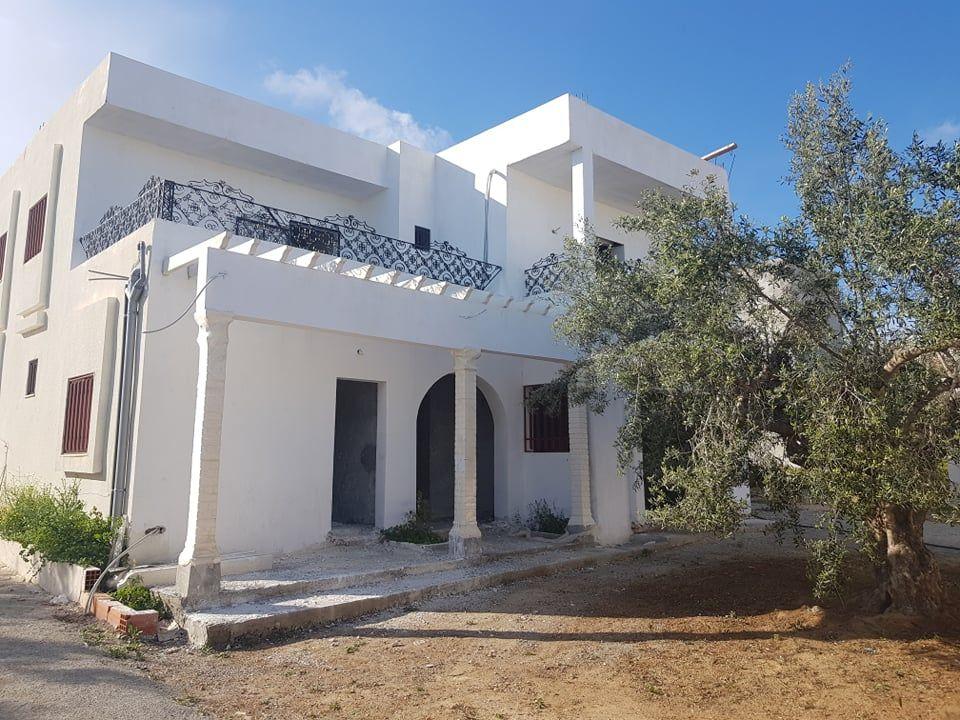 Belle villa de 440m² à hammamet