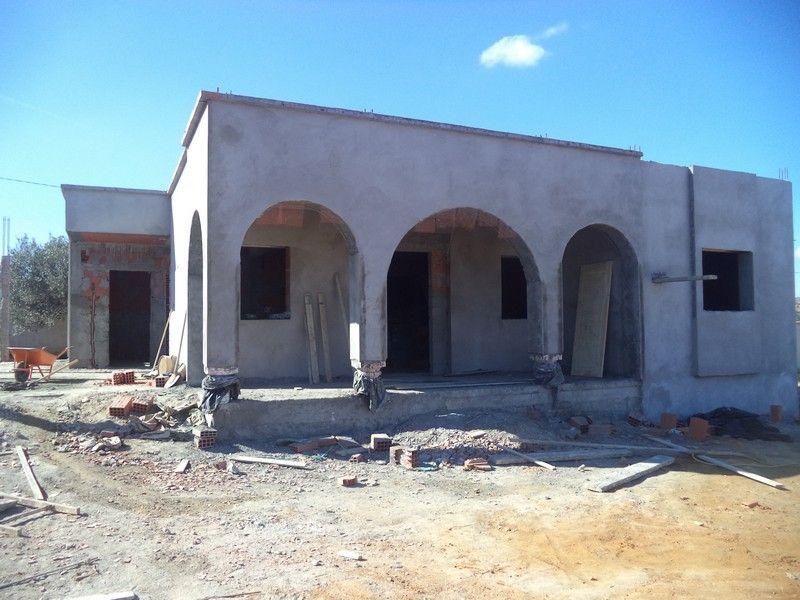 Villa clé en main de 640 à hammamet sud