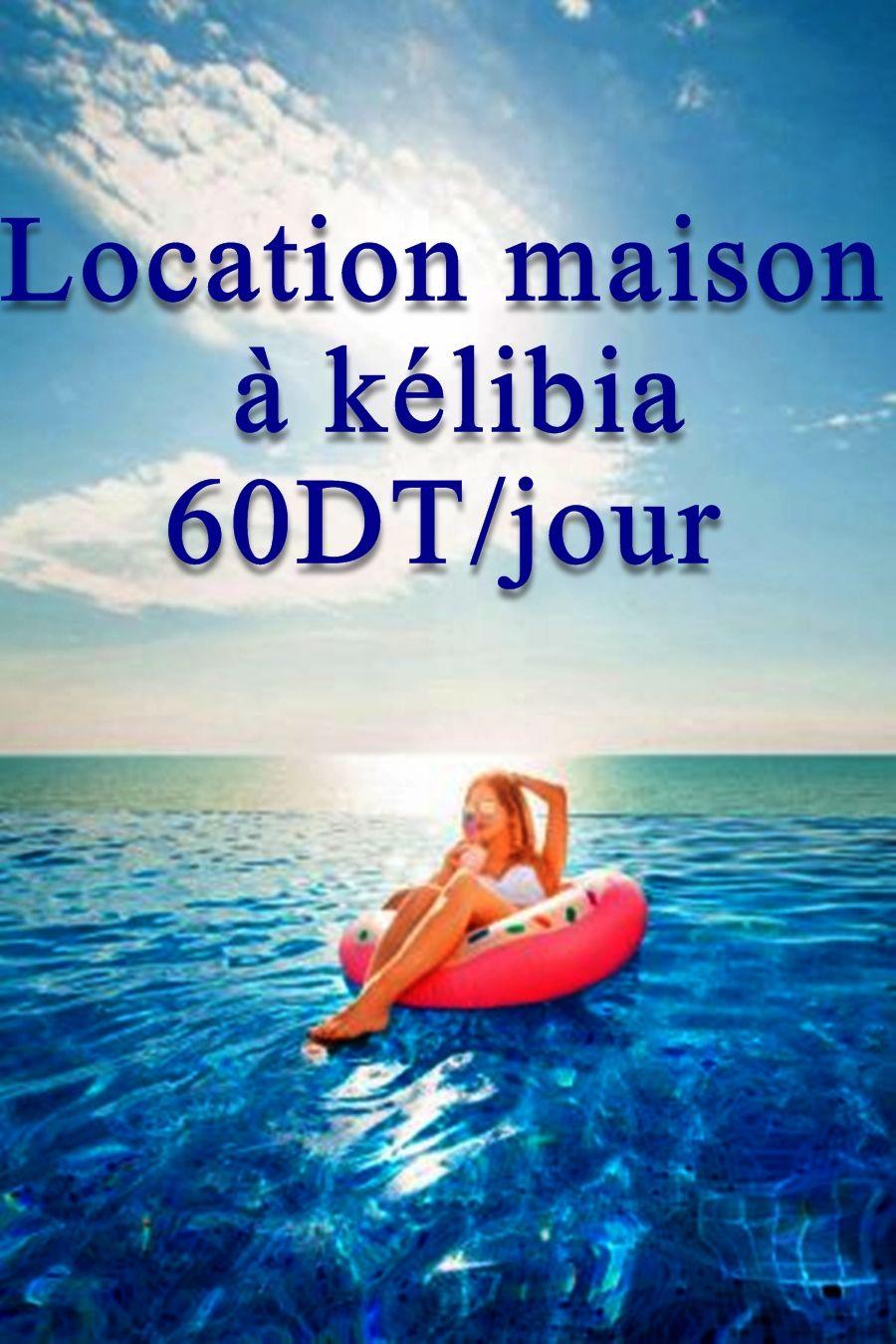 Location maison 60 dt ne ratez