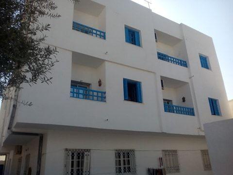 Un immeuble proche de centre ville hammamet