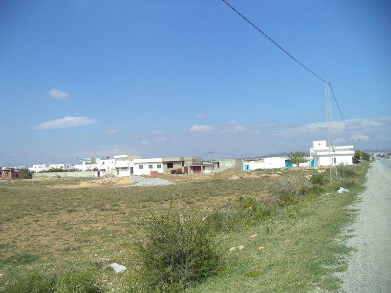 Lotissement de 288 a 424 route 71km yasmine hammamet