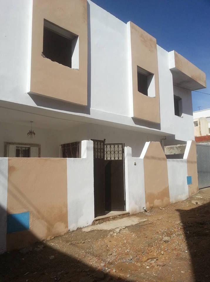 Villa s+2 proche hammamet sud