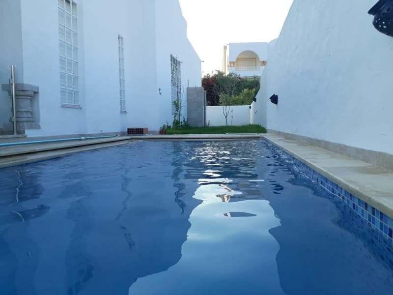 Villa leila réf:  villa avec piscine