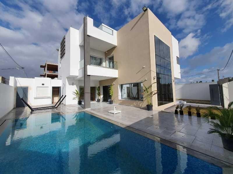 Villa wave réf: villa avec piscine