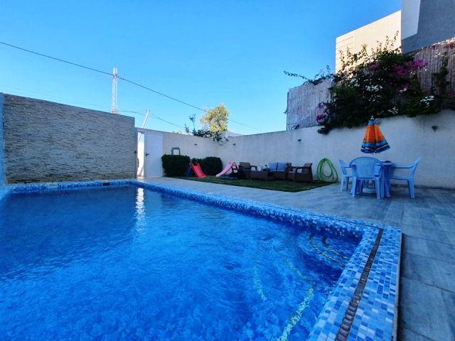 Villa brillanteréf:  vacance 2020 hammamet