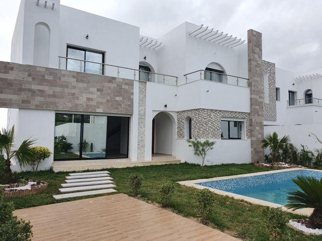 Mes villas de luxe réf: hammamet une opportunite