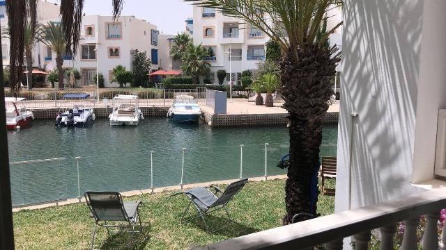 Villa la mer réfe: marina yasmine hammamet
