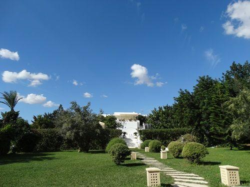 Villa safari réf:villa avec piscine et vue mer