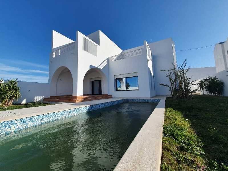 Villa rotin réfer:villa avec piscine