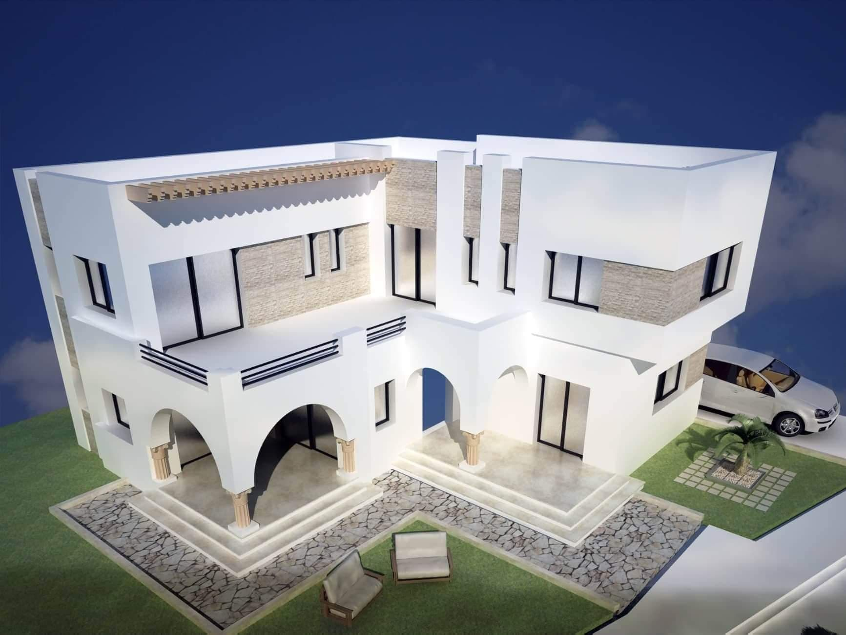 Villa brunella 1 réf:  hammamet opportunité