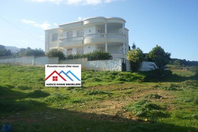 Villa ds 742 a la plage el haouaria 8045 cap bon
