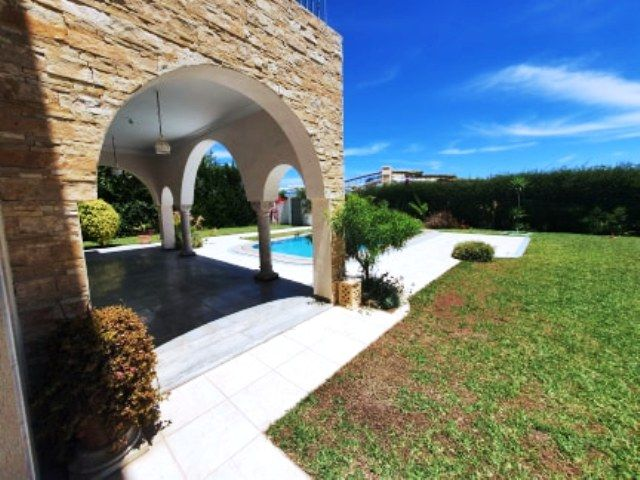 Villa el janaréf:  jinen hammamet opportunité