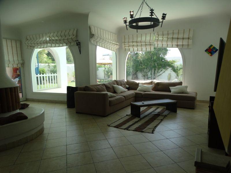 Villa lisboa réf:  villa à diar hammamet