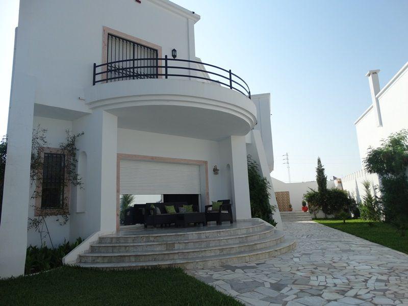 Villa rubanréf:  villa avec jardin