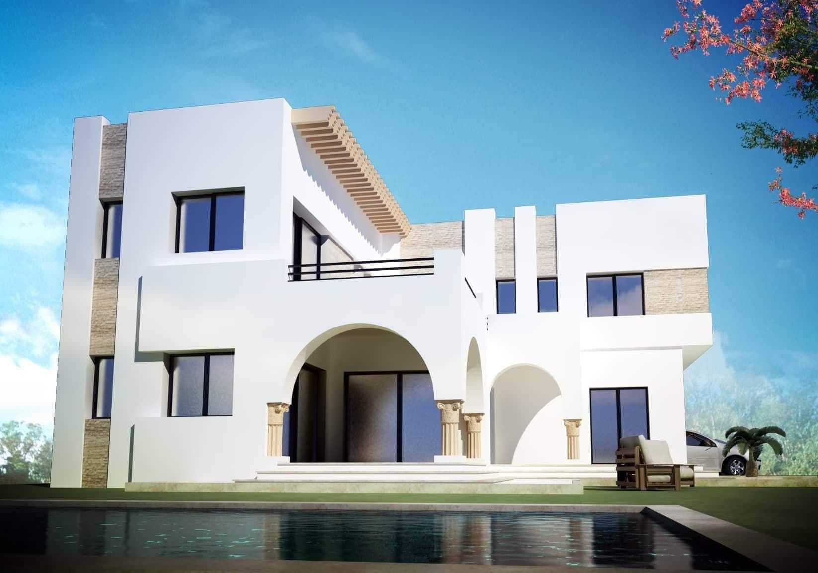 Villa brunella 1 réf:  hammamet une opportunité