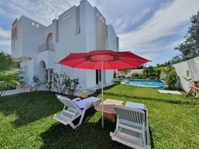 Villa bonheur réf: villa avec piscine