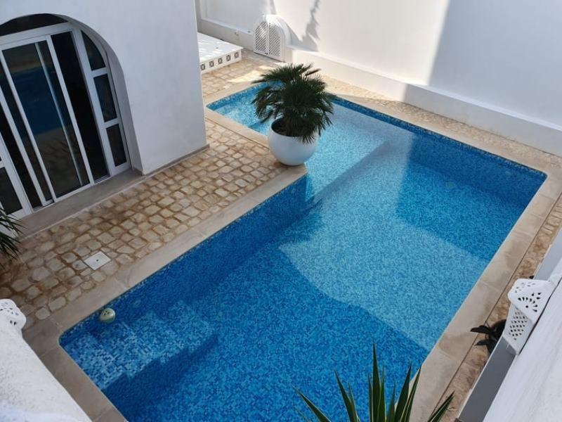 Villa ritter réf:  villa avec piscine à la zone chraf