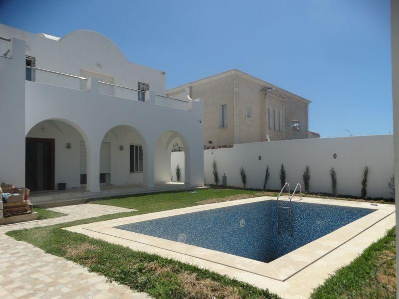Villa jonyréf:  hammamet location opportunité