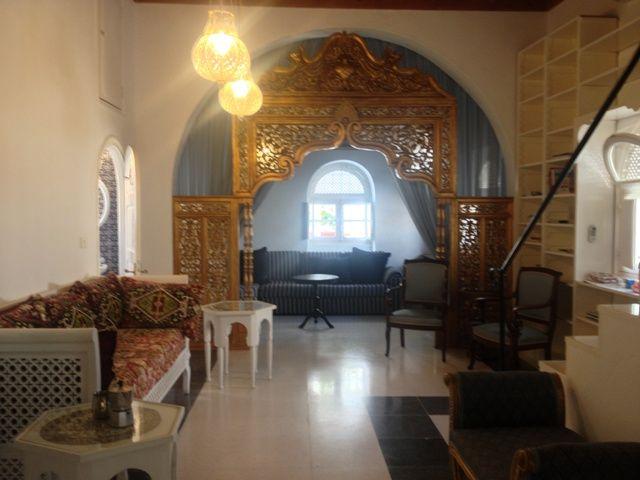 Maison aminaréf:  à la medina