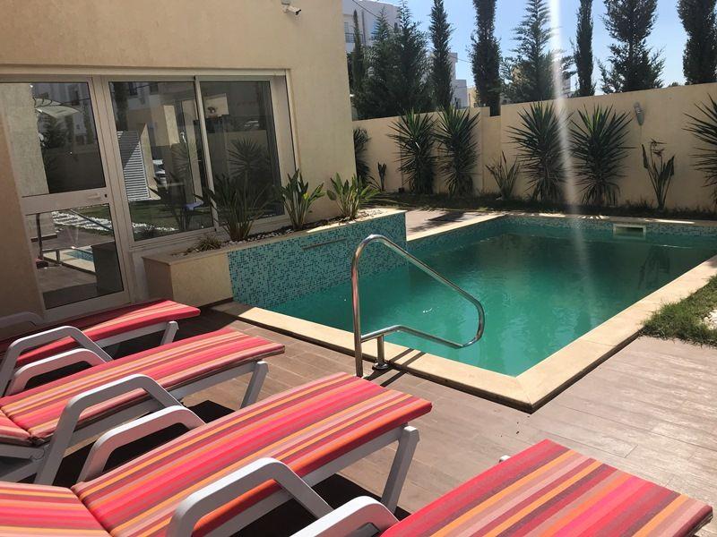 Villa almazréf:  villa avec piscine à l'année