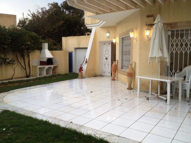 Villa jasminsréf:  hammamet jinen