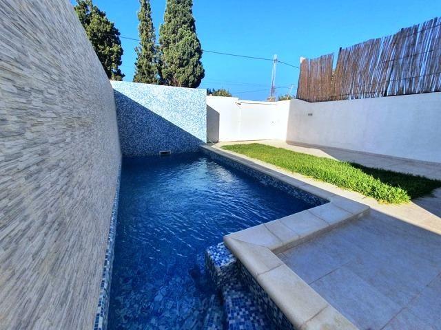 Villa bijoux réf:  vente villa avec piscine