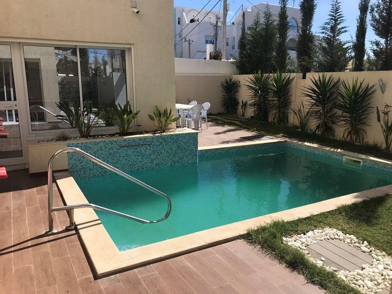 Villa almaz réf:location à l'année hammamet