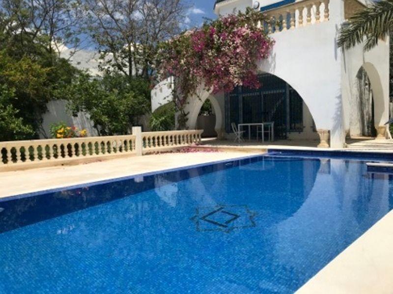 Villa jihen 2 réf:location estivale