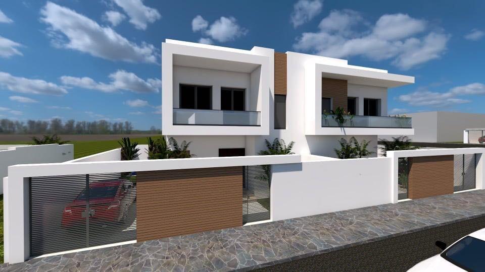 Villa avec piscine s+2 hammamet nord
